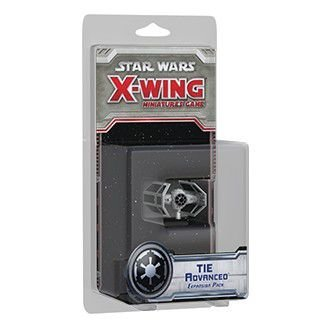 TIE Advanced - Expansão Star Wars X-Wing