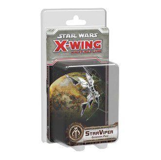 Starviper - Expansão de Star Wars X-Wing