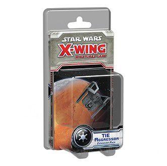 TIE Aggressor - Expansão Star Wars X-wing