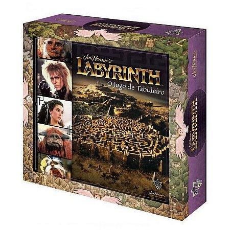 Jim Henson's Labyrinth - O Jogo de Tabuleiro
