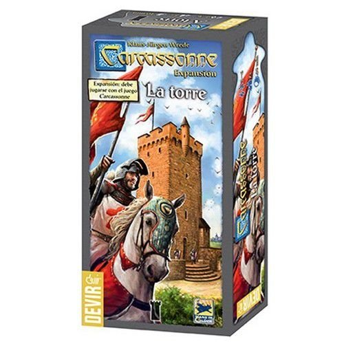 Carcassonne - A Torre