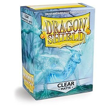 Dragon Shield - Clear Matte