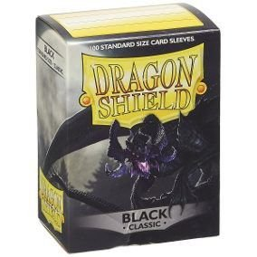 Dragon Shield - Black Classic