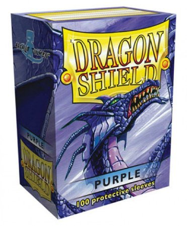 Dragon Shield - Purple Classic
