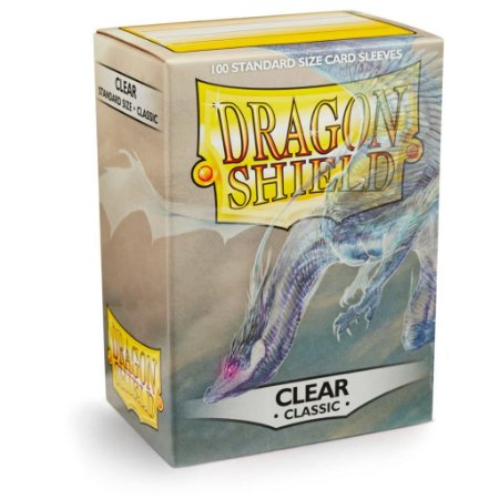 Dragon Shield - Clear Classic