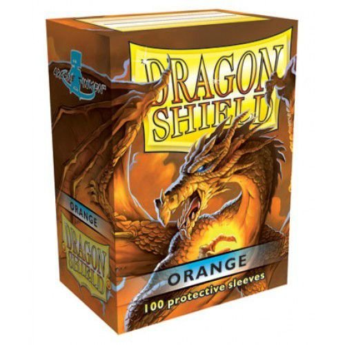 Dragon Shield - Orange
