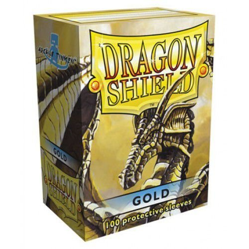 Dragon Shield - Gold