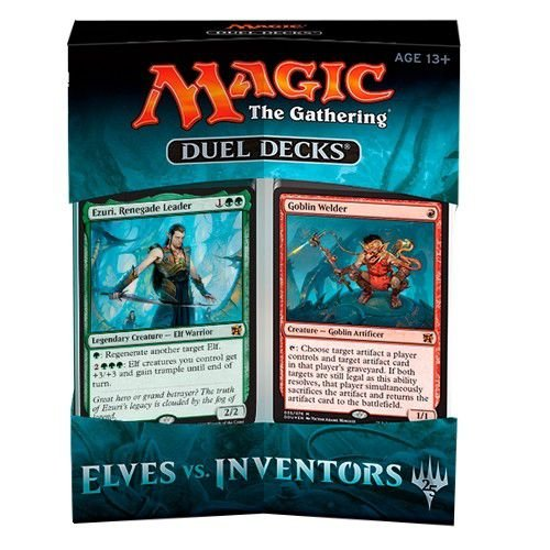 MTG Duel Deck - Elves vs Inventors