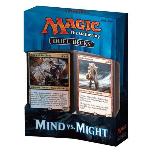 MTG Duel Deck - Mind vs Might