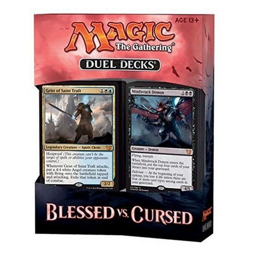 MTG Duel Deck - Blessed vs Cursed