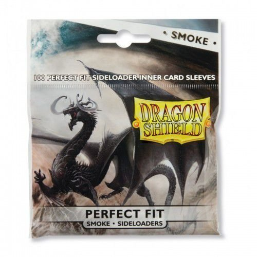 Dragon Shield Perfect Fit - Smoke Sideloaders