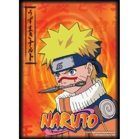 Shield Naruto Gaming Deluxe - Naruto Uzumaki