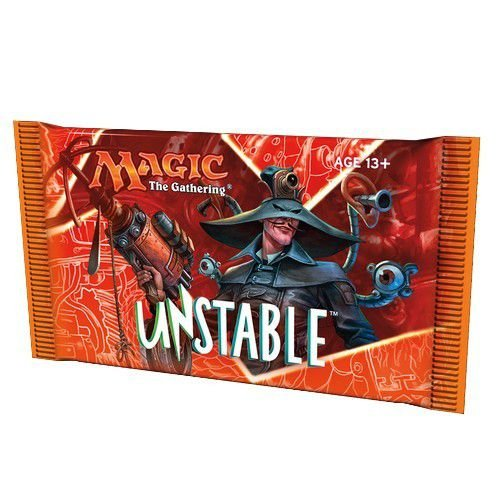 MTG Booster - Unstable