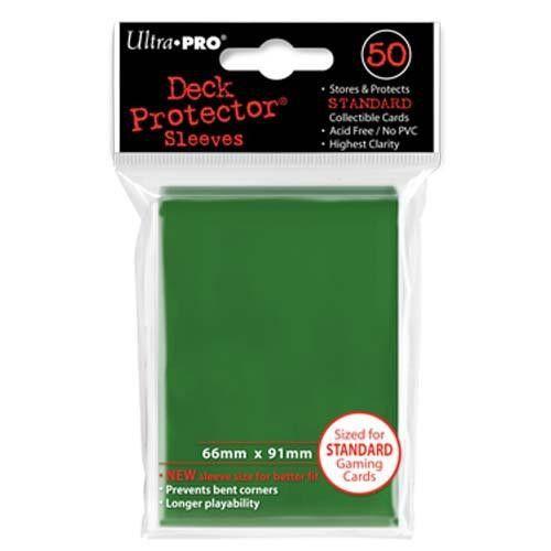 Ultra Pro - Green Matte
