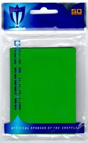Max Card Sleeves - Verde