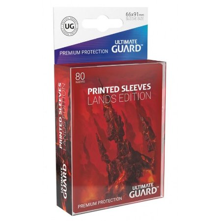 Ultimate Guard Printed Sleeves - Mountain I