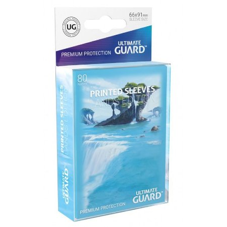 Ultimate Guard Printed Sleeves - Island I