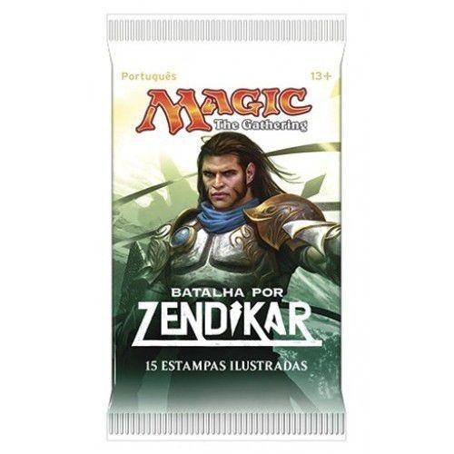 MTG Booster - Batalha por Zendikar