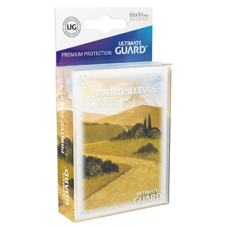 Ultimate Guard Printed Sleeves - Plains I