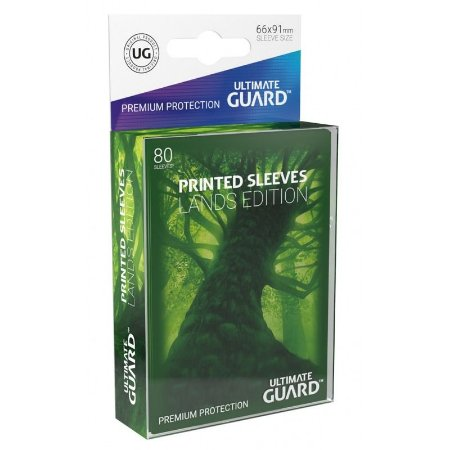 Ultimate Guard Printed Sleeves - Forest I