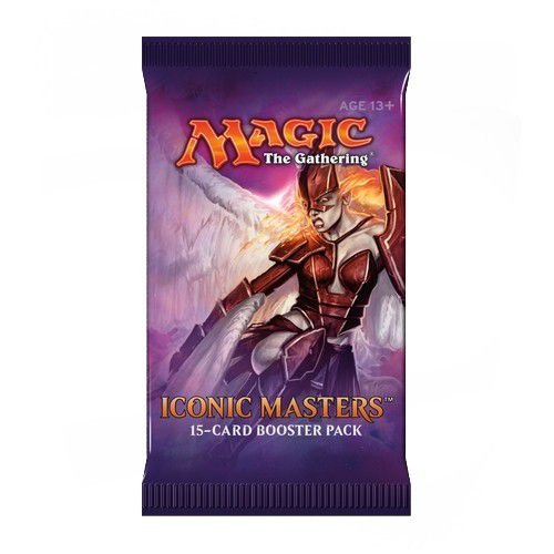 MTG Booster - Iconic Masters
