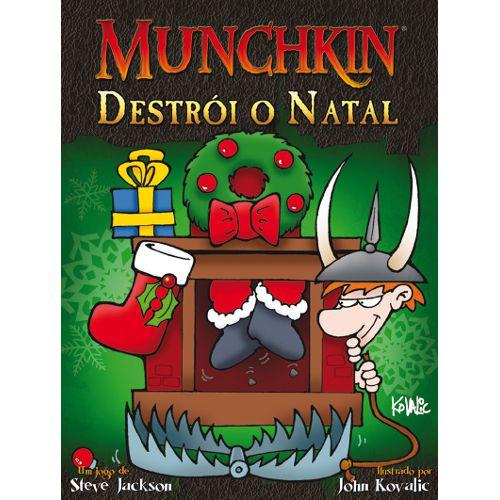 Munchkin - Destrói o Natal