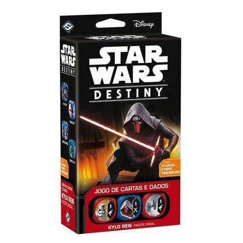 Star Wars Destiny: Pacote Inicial - Kylo Ren