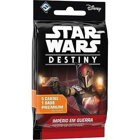 Star Wars Destiny: Pacote de Expansão - Império em Guerra