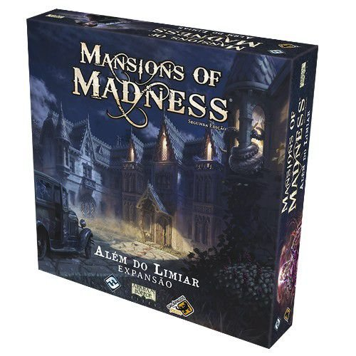 Mansion of Madness - Além do Limiar