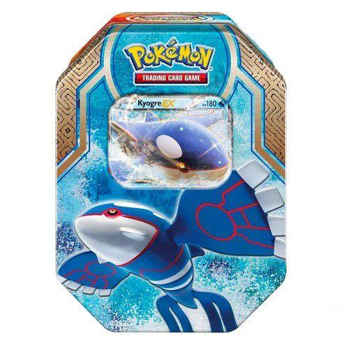 Pokémon Lata Conflito Primitivo - Kyogre