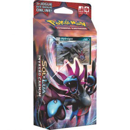 Pokémon Starter Deck - Presas Destrutivas