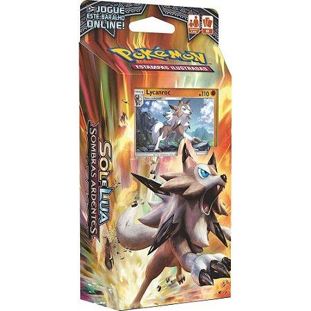 Pokémon Starter Deck - Rocha Confiável