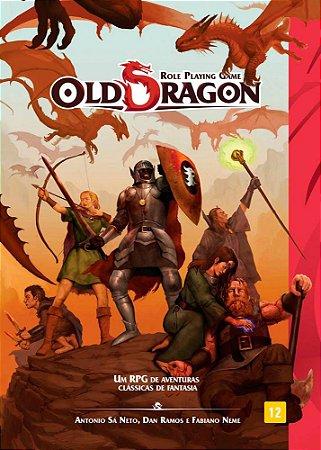Old Dragon - Livro Básico