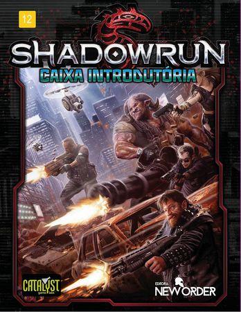 Shadowrun - Caixa Introdutória