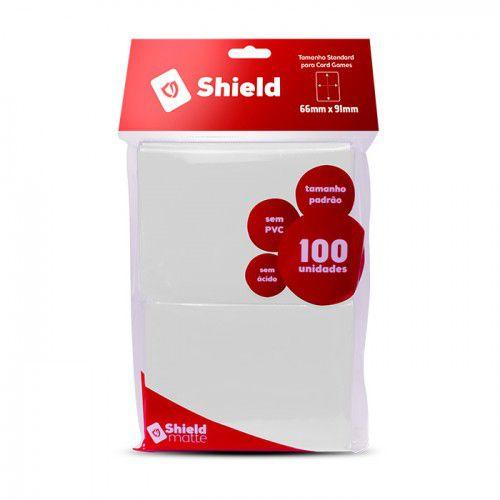Central Shield - Matte Branco