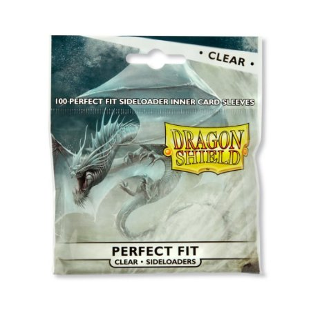 Dragon Shield Perfect Fit - Clear Sideloaders