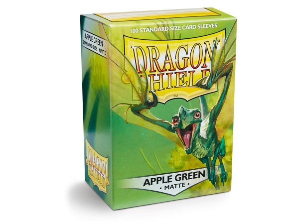 Dragon Shield - Apple Green Matte