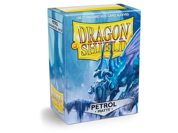 Dragon Shield - Petrol Matte