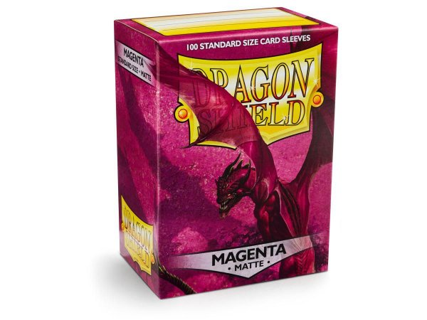 Dragon Shield - Magenta Matte