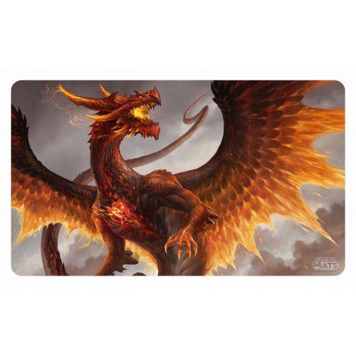 Playmat - Dragão Cristal Rubi