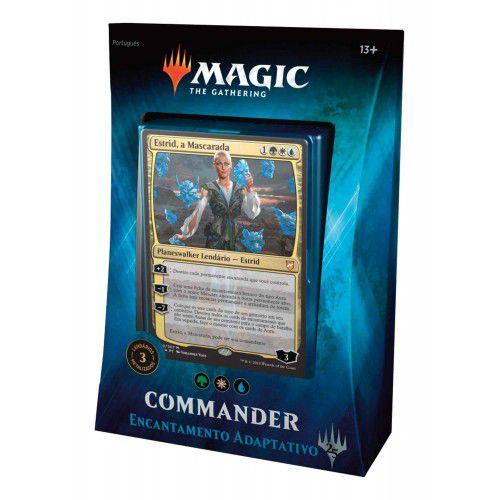 MTG Commander 2018 - Encantamento Adaptativo