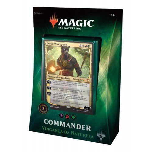 MTG Commander 2018 - Vingança da Natureza