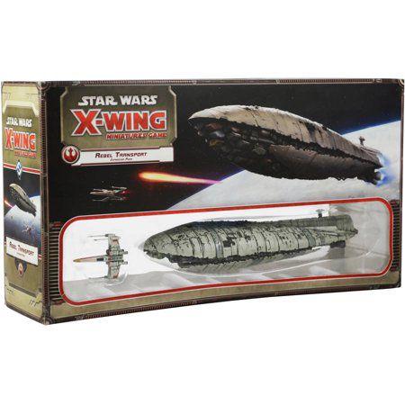 Transporte Rebelde - Expansão de Star Wars X-wing
