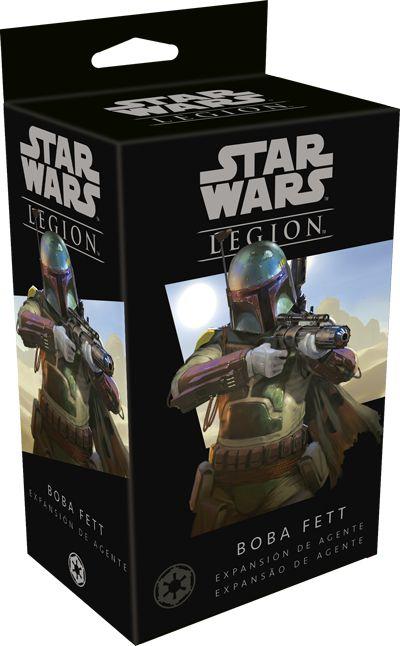 Boba Fett - Expansão Star Wars Legion