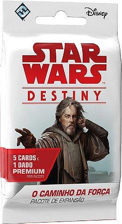Star Wars Destiny: Pacote de Expansão - O Caminho da Força