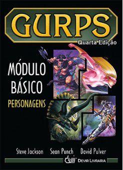 GURPS Módulo Básico - Personagens