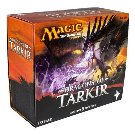 Fat Pack - Dragons of Tarkir