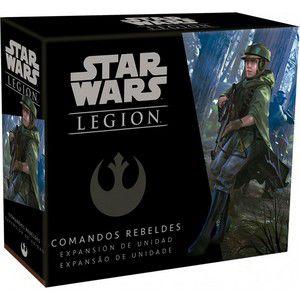 Comandos Rebeldes - Expansão Star Wars Legion