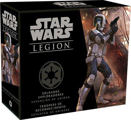 Troopers de Reconhecimento - Expansão Star Wars Legion