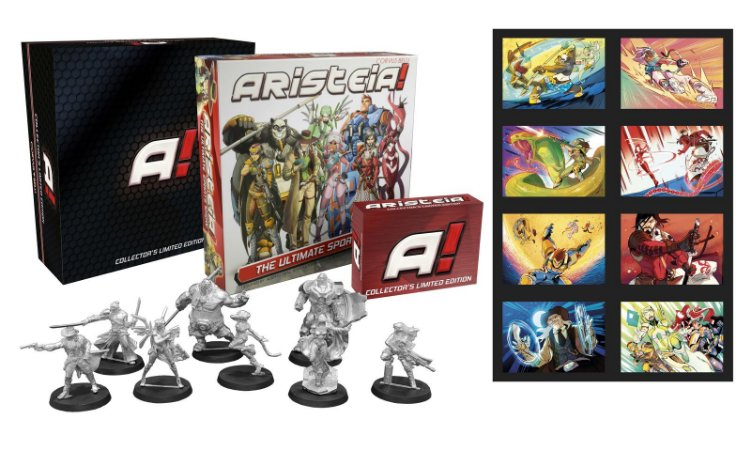 Aristeia! - Collector's Edition